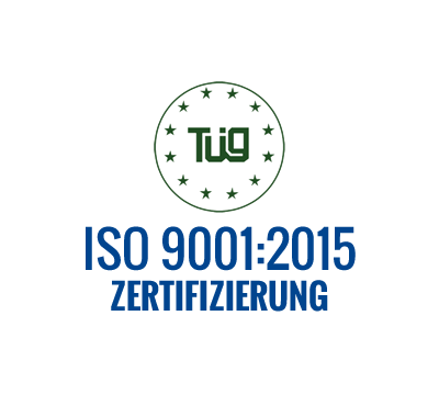 Neue ISO 9001 Zertifizierung